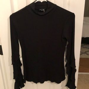 Nordstrom I State top from Fall 2018. Mock neck.